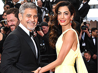 George & Amal Clooney: Ringing in Their Second Anniversary