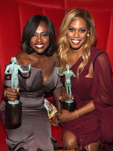 SAG Awards 2016: What You Didn't See on TV and at the After-Party
