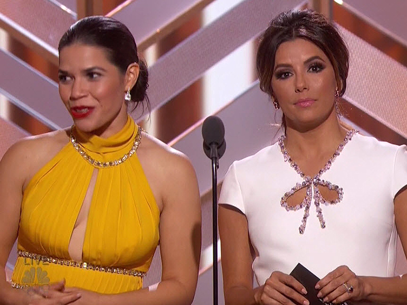 MTV Australia Sends Offensive Tweet About Eva Longoria and America Ferrera