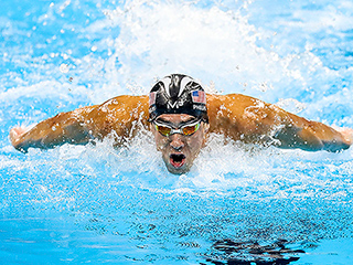 7 Moments from Rio That Make Us Want to Take Up Swimming