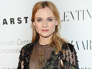 Bye Bye, Blondie! Diane Kruger Is Now a Brunette