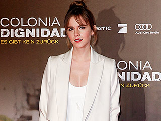 Emma Watson Debuts New Wispy Bangs and – Surprise, Surprise – She Looks Incredible