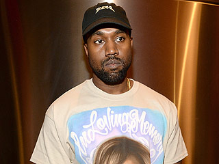 Kanye West Selling T-Shirts With His Mother Donda and the Late Robert Kardashian's Faces on Them