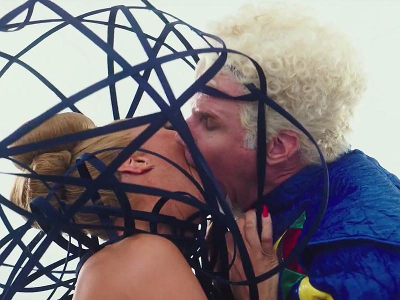 Will Ferrell & Kristen Wiig Discuss Zoolander 2 Makeout Scene