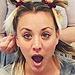 Kaley Cuoco Is Getting Rid of Her Pixie Cut in a Very Dramatic Way