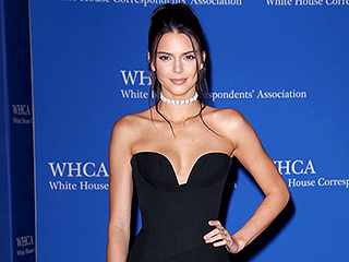 What Nerd Prom? Kendall Jenner Brings Supermodel Style to the WHCD