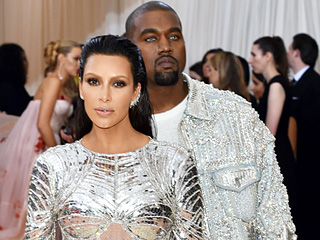 Kim Kardashian and Kanye West Share a Very Sad Modeling Campaign (There Are Tears)
