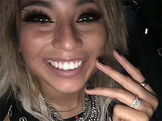 Pentatonix Member Kirstin Maldonado Got Engaged in Paris: See Her Gorgeous Ring and Sweet Proposal Pic!
