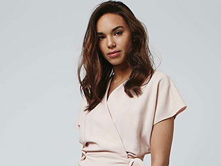 8 Stylish Wrap Dresses You'll Live in This Summer