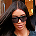 Sweet Sweats! Kim Kardashian Spends Casual Day in Paris Shopping and Hanging With Naomi Campbell