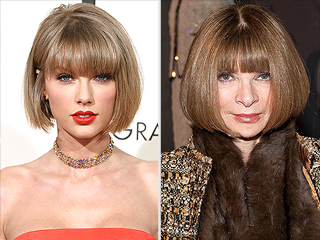 10 Stars Who Have Rocked Anna Wintour's Iconic Bob, in Honor of the Met Gala