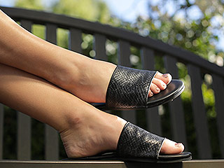 WATCH: Slides Are the Sandal of the Season (and We Found the Comfiest Pair!)