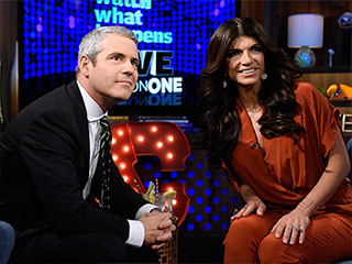 VIDEO: Why Andy Cohen Thinks Teresa Giudice Learned Her Lesson