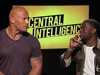 WATCH: Dwayne 'The Rock' Johnson and Kevin Hart Share Their Most Cringeworthy High School Moments! Hint: One of Them Was Arrested