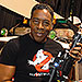 WATCH: Can You Guess the Last Ghostbuster Movie Ernie Hudson Watched?