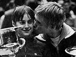 It All Started with a Kiss: Olympic Gold Medal Gymnasts Nadia Comaneci and Bart Conner Look Back on Their Love Story