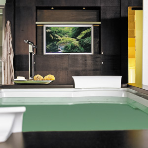 home tech for bathrooms