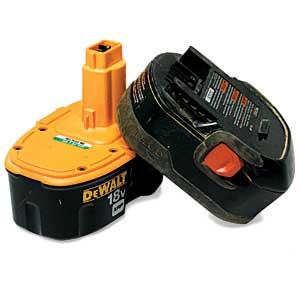 Getting Rid of Old Rechargeable Batteries Power Tools