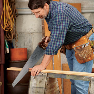 Norm Abram Notebook Handsaws