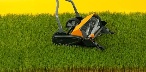 Fiskars Stay Sharp Max Reel Mower Before You Buy A Reel Mower