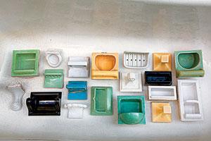 ceramic bath accessories