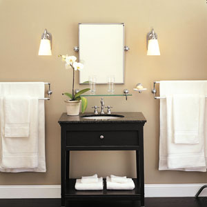 A Lesson in Bathroom Lighting | Bathroom Lighting | Bathroom ...