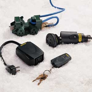 Power Providers for holiday lights