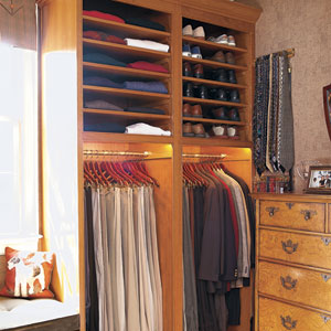 The Principles Of Smart Closet Design Storage Living