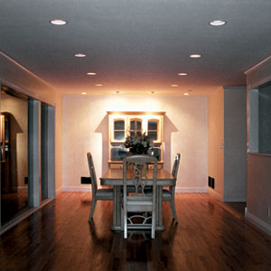 Adding Wall Lights To A Room : Installing Recessed Lights Lighting Plumbing, HVAC & Electrical This Old House