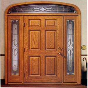 Design Modern Home on Many Fiberglass Composite Doors Not Only Resemble Real Wood But Also