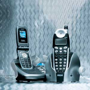 RCA Cell Docking System, Uniden Bluetooth Cordless Phone System,