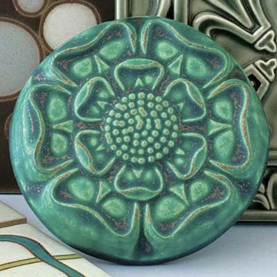Pewabic art tile