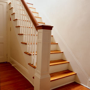 Replacing Balusters Stairs Interior This Old House