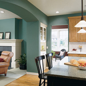 Color For Room epic kitchen and living room color schemes 55 upon decorating home
