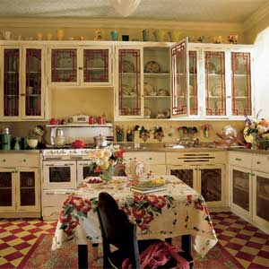 Eat-in-kitchen