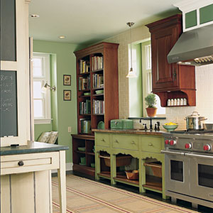 Mixing Furniture Styles in the Kitchen | Kitchen | This Old House
