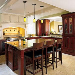Tuscan Kitchen Design