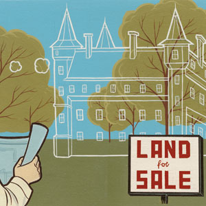 What to look for when buying vacant land home real for How to get money to buy land