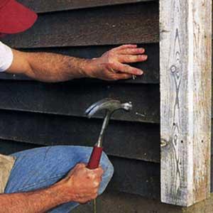 siding nails