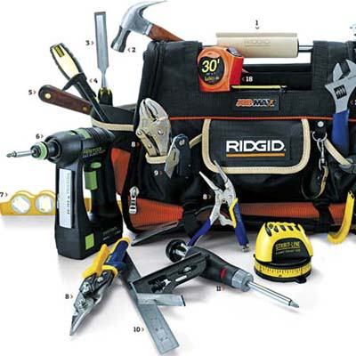 All-around tool kit