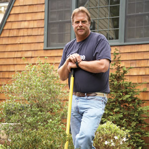 Roger Cook explains fall outdoor chores