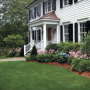 good foundation plantings