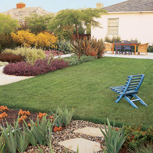 Guide to scaping backyard landscaping ideas southern for Southern california landscaping ideas