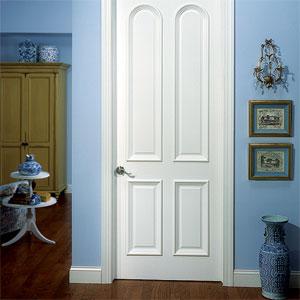 Warped Door