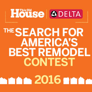 The Search for America's Best Remodel 2016