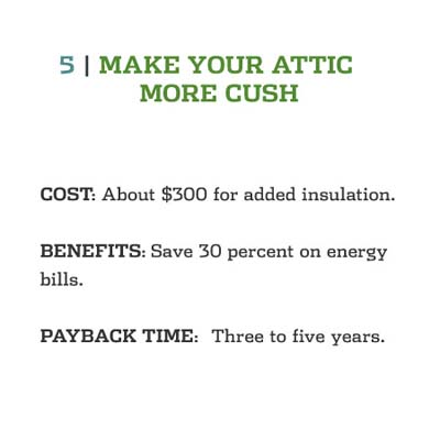 techniques to save on energy bills