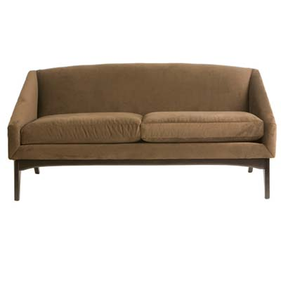 High Fashion Home Love Seat