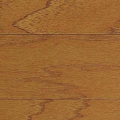 closeup on hickory engineered flooring