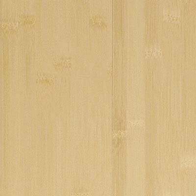 closeup on bamboo engineered flooring