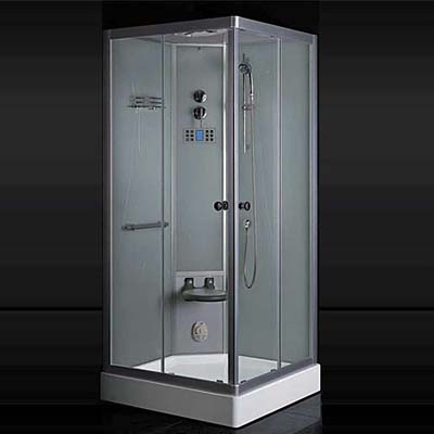 The LineaAqua Monet steam shower